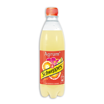 schweppes agrumes canette 50cl selecta