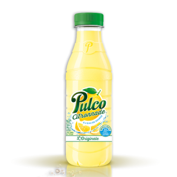 pulco citronnade bouteille 50cl selecta