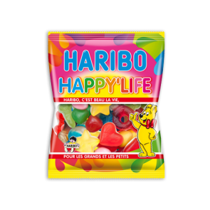 haribo happy life selecta