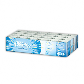 Kleenex® Original Etuis : Regular x24