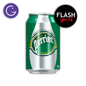 perrier canette 33cl selecta