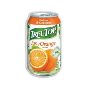 tree top canette 33cl selecta