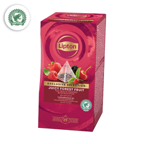lipton fruits rouges sachets selecta